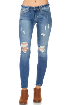 Shoptiques Product: Distressed Ankle Jean