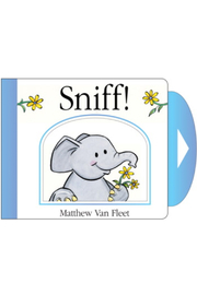 Simon and Schuster Sniff! - Front cropped