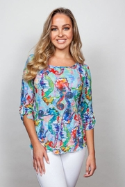Sno Skins Caribbean Crinkle Top - Product Mini Image