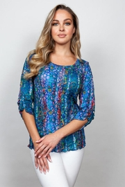 Sno Skins Colorful Crinkle Top - Product Mini Image