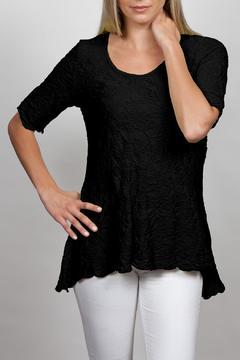 Shoptiques Product: Scoop Textured Top