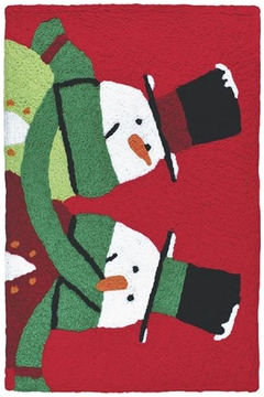 Jelly Bean Rugs Snow Buddies - Product List Image