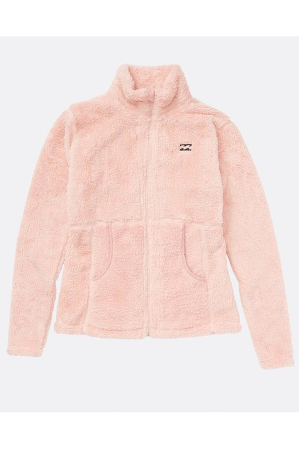 Billabong Snow Bunny Zip-Up - Front Cropped Image