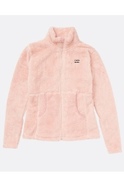 Billabong Snow Bunny Zip-Up - Front cropped
