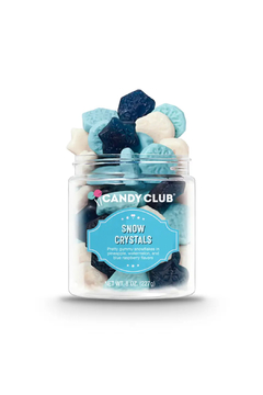 Candy Club Snow Crystals 5oz - Product List Image