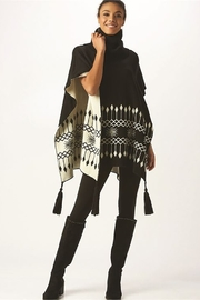 Charlie Paige Snow Fall Poncho - Product Mini Image