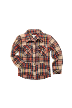 Shoptiques Product: Snow Fleece Shirt