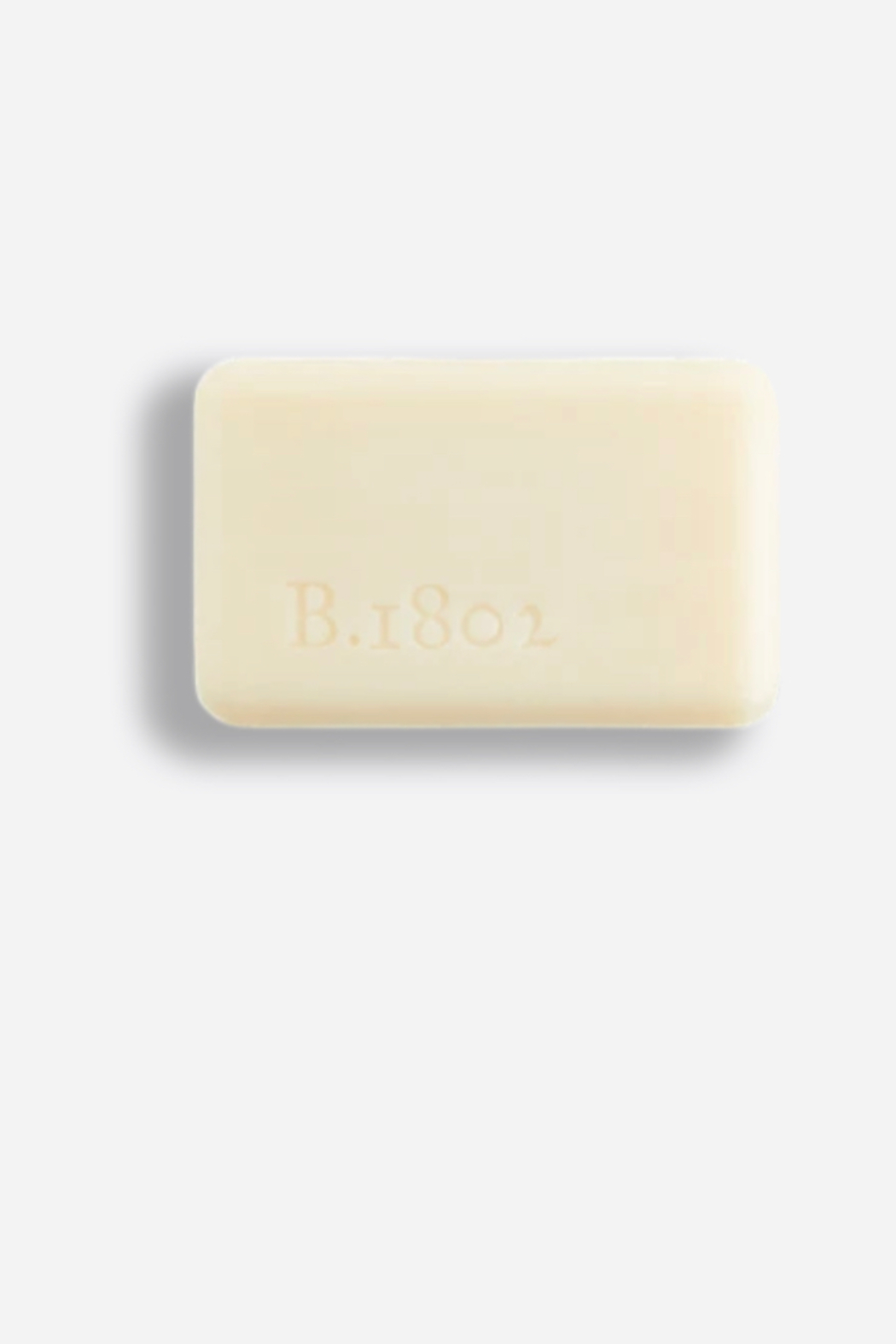 Beekman 1802 Snow Forest Goat Milk Bar Soap - Front Full Image