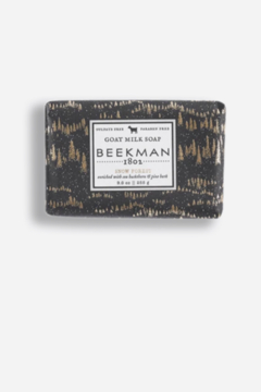 Beekman 1802 Snow Forest Goat Milk Bar Soap - Product List Image