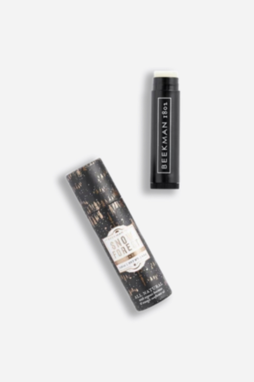 Beekman 1802 Snow Forest Lip Balm - Side Cropped Image