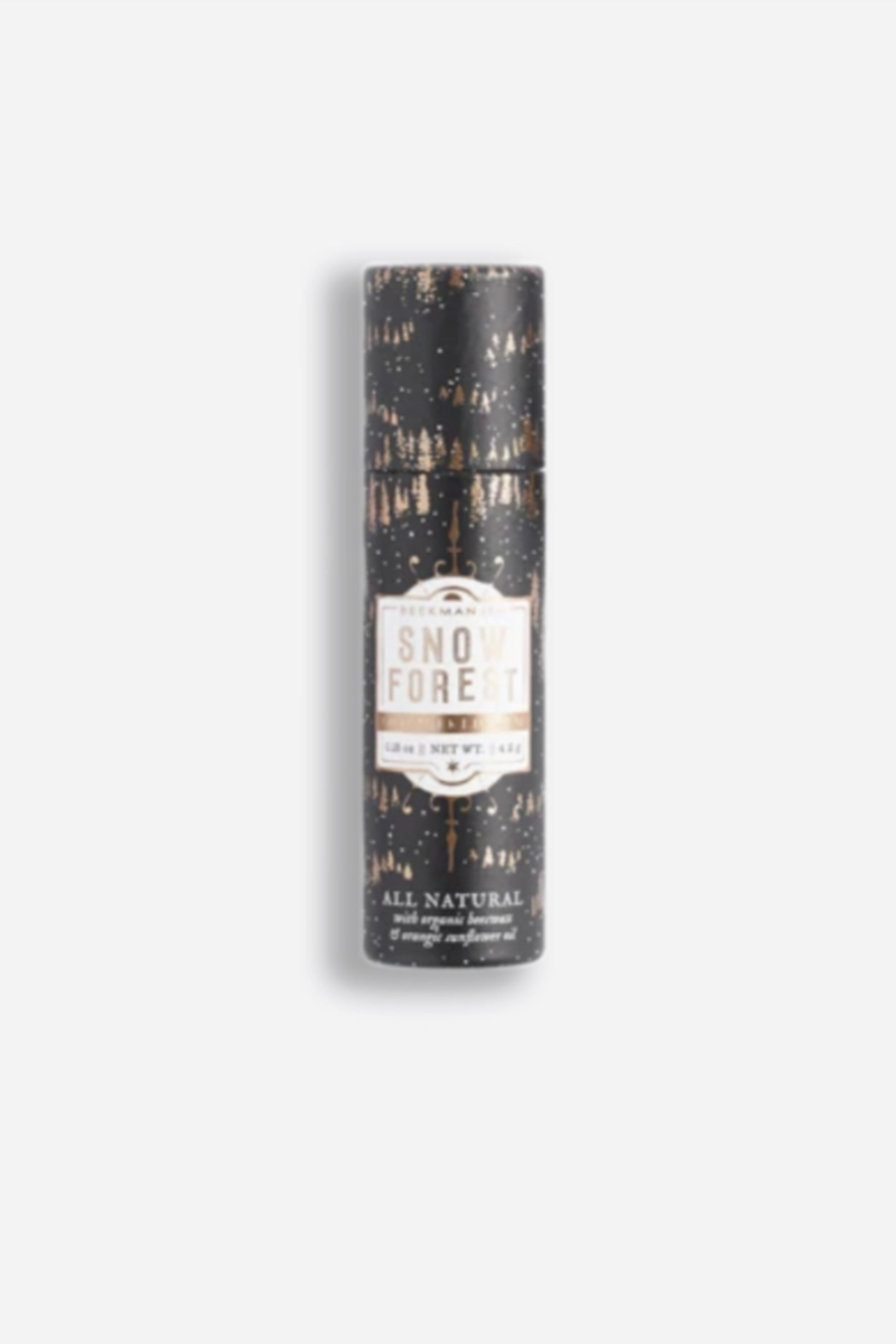 Beekman 1802 Snow Forest Lip Balm - Front Cropped Image
