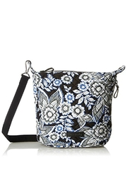 Vera Bradley Snow Lotus Mini-Carson - Product Mini Image