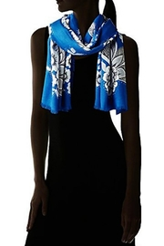 Vera Bradley Snow Lotus Scarf - Side cropped