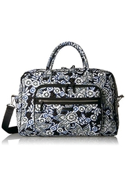 Vera Bradley Snow Lotus Weekender - Product Mini Image