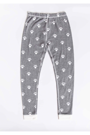 PJ Salvage Snowed in Kids Ski Jammie Set - Side cropped