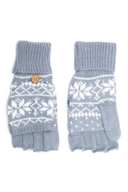 C.C. Snowflake Convertible Gloves - Product Mini Image
