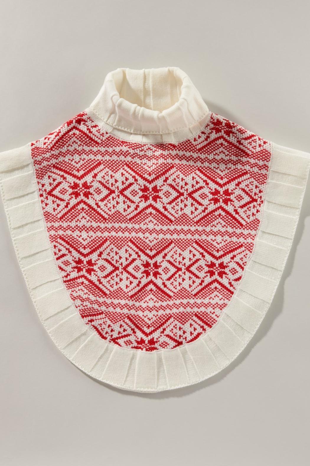 Giftcraft Inc.  Snowflake Poncho - Side Cropped Image