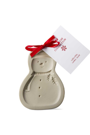 Tag SNOWMAN HEIRLOOM COOKIE MOLD - Front cropped
