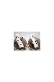 Two's Company SNOWMAN MARSHMALLOW CANDY GIFT BAG - Side cropped