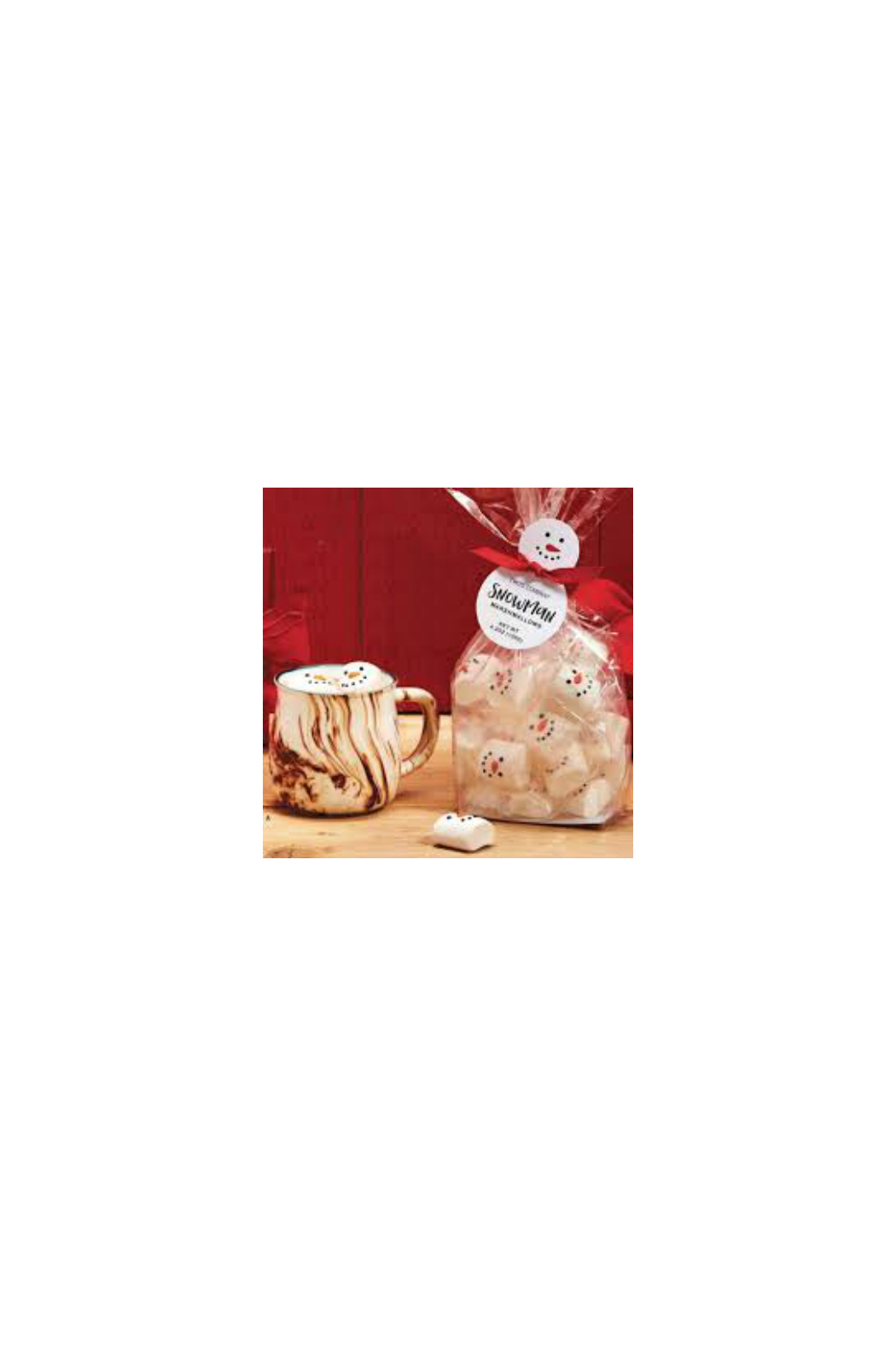 Two's Company SNOWMAN MARSHMALLOW CANDY GIFT BAG - Main Image