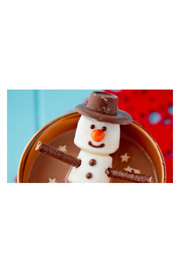 Two's Company SNOWMAN MARSHMALLOW CANDY GIFT BAG - Product Mini Image