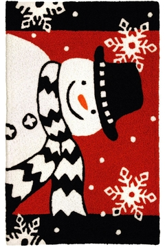 Shoptiques Product: Snowman With Scarf
