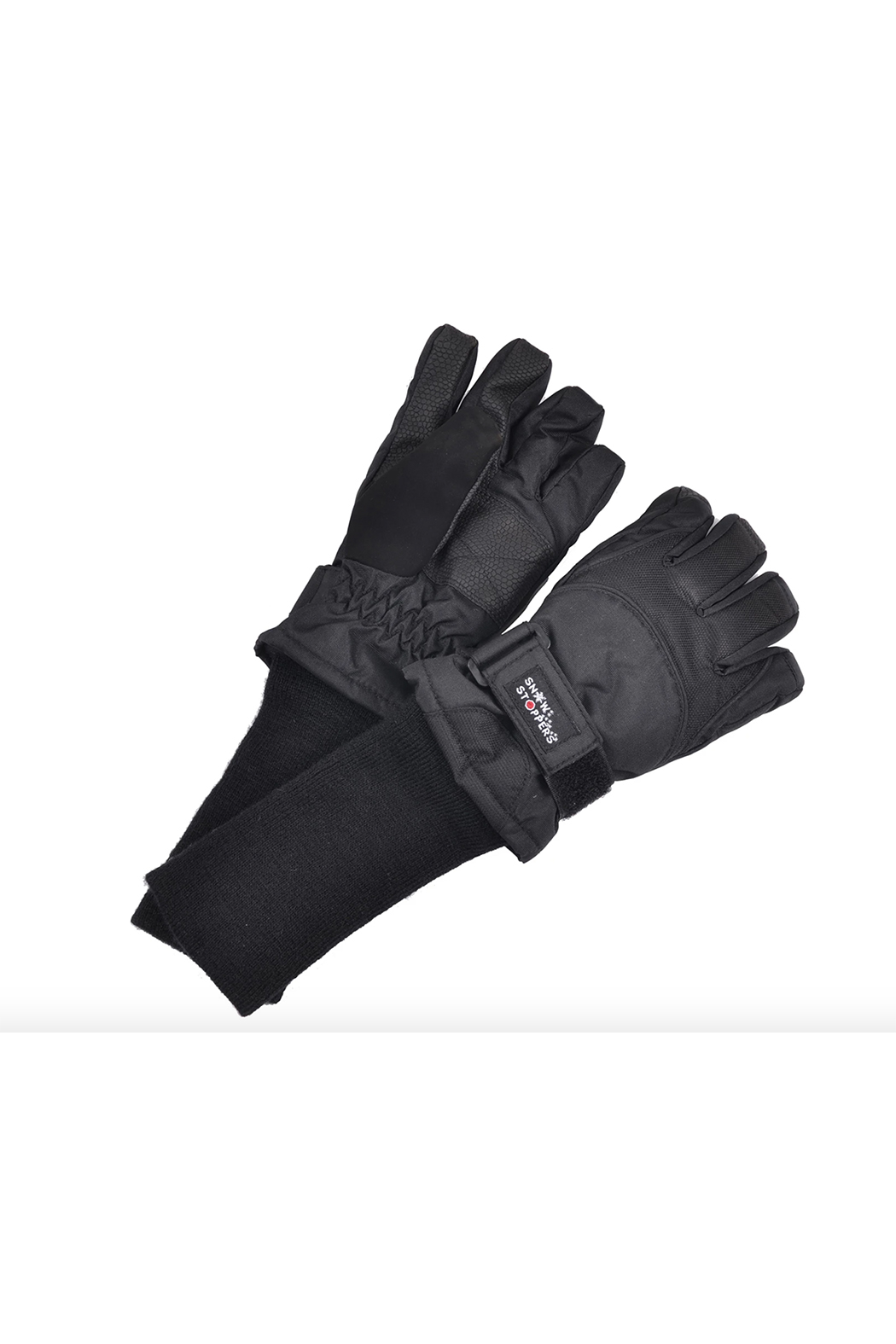 Snowstoppers SnowStoppers® Extended Cuff Gloves - Front Cropped Image