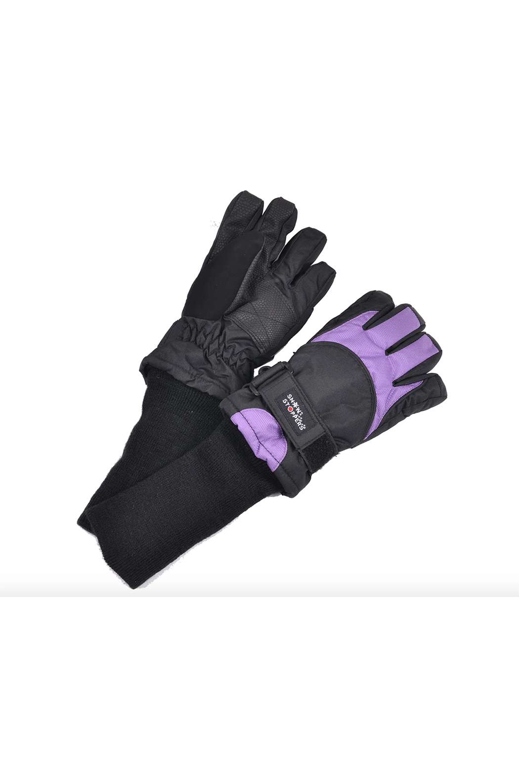Snowstoppers SnowStoppers® Extended Cuff Gloves - Front Full Image