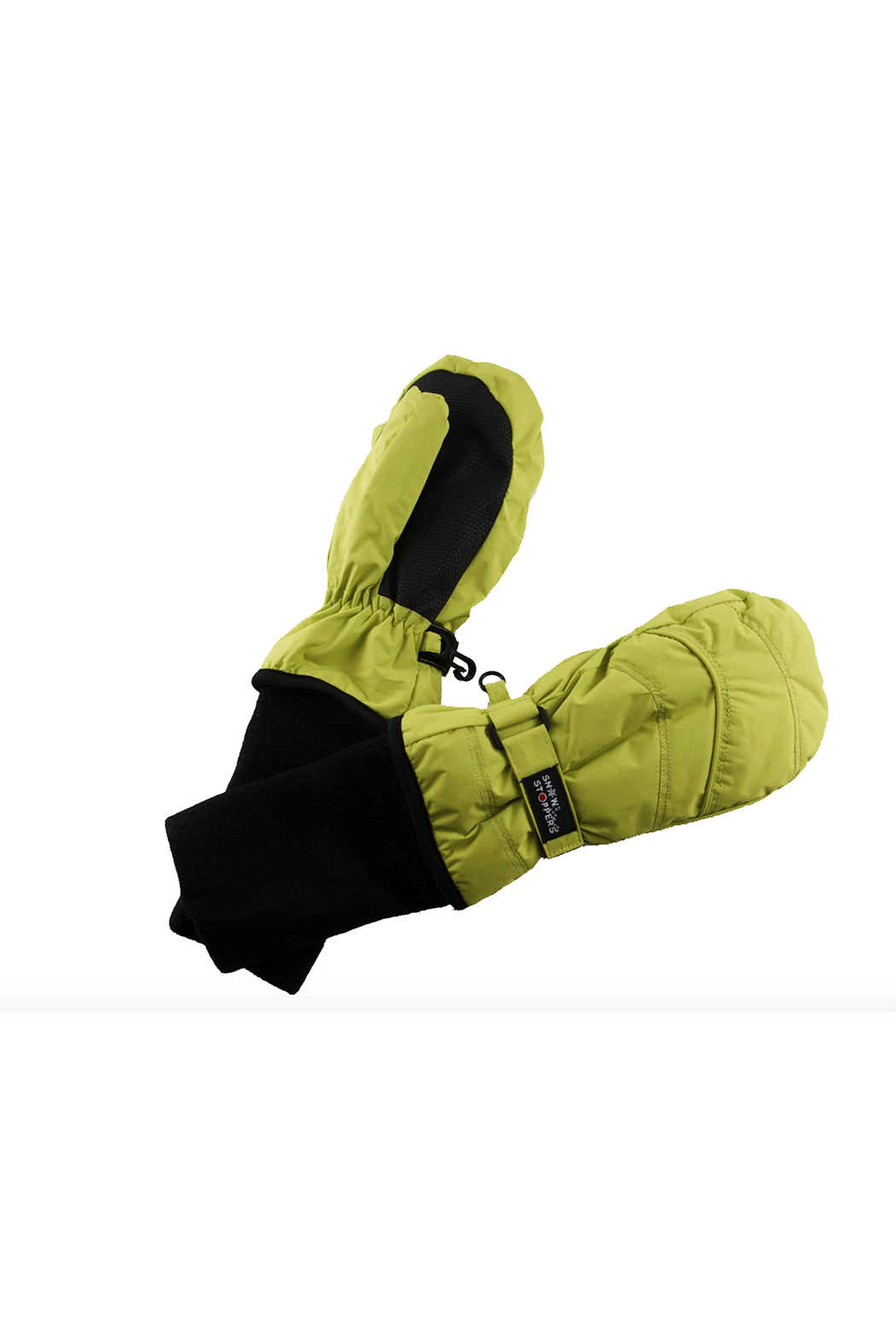 SnowStoppers  SnowStoppers® Original Extended Cuff Mittens - Front Cropped Image