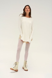 Free People Snowy Thermal - Front full body