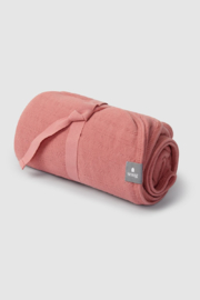SNUG Baby Organic Cotton Ribbed Blanket - Product Mini Image