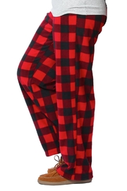 Snug As a Bug Canada Plaid Pant - Front full body