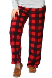 Snug As a Bug Canada Plaid Pant - Product Mini Image