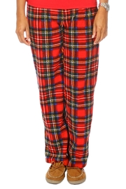 Snug As a Bug Christmas Plaid Pant - Product Mini Image
