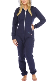 Snug As a Bug Dark Blue Onesie - Product Mini Image