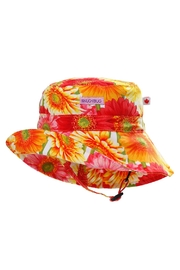 Snug As a Bug Flower Adjustable Hat - Product Mini Image