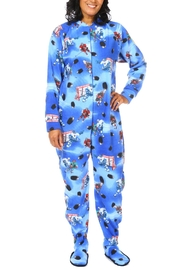 Snug As a Bug Slap Shot Onesie - Product Mini Image