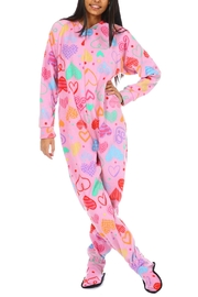 Snug As a Bug Sweat Heart Onesie - Product Mini Image