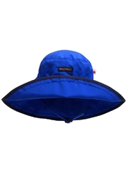 Snug As a Bug Blue Adjustable Hat - Product Mini Image