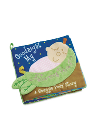 Manhattan Toy Company Snuggle Pods Goodnight My Sweet Pea - Product Mini Image