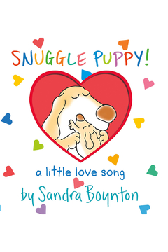 Workman Publishing Snuggle Puppy! A Little Love Song - Product List Image