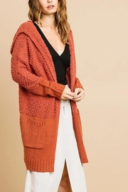 Umgee  So Cozy Cardigan - Front cropped