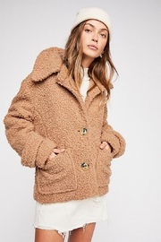 Free People So Cozy Peacoat - Product Mini Image
