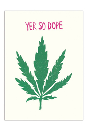 The Found  So Dope Birthday Card - Product Mini Image