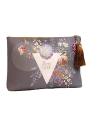 PAPAYA! So Special Large Tassel Pouch - Product Mini Image