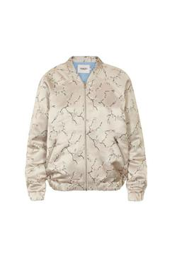 Soaked in Luxury Dafine Bomber Jacket - Product List Image