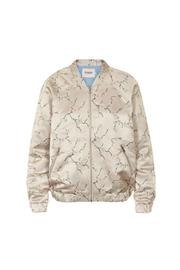 Soaked in Luxury Dafine Bomber Jacket - Product Mini Image