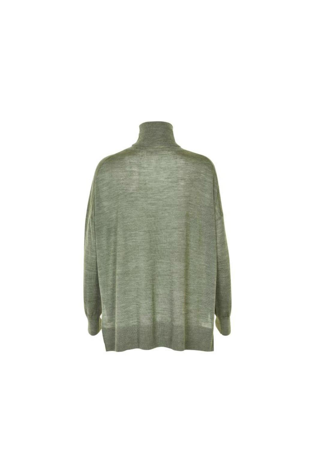 Soaked in Luxury Marella Rollneck Sweater - Front Full Image