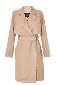 Soaked in Luxury Perone Trench Coat - Product List Image
