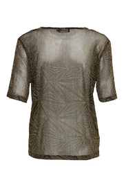 Soaked in Luxury Sparkle-N-Shine Top - Front full body